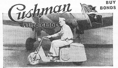 Cushman WW2