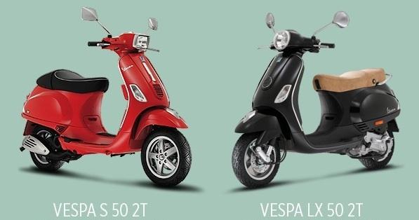 Promotion Vespa 50cc